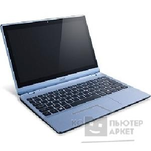 "Ноутбук Acer Aspire V5-132P-10192G32nbb Blue Intel 1019Y/ 2G/ 320G/ 11.6"" Multi-touch HD/ WiFi/ BT/ cam/ 3Cell/ Win8 [NX.MEGER.001]"