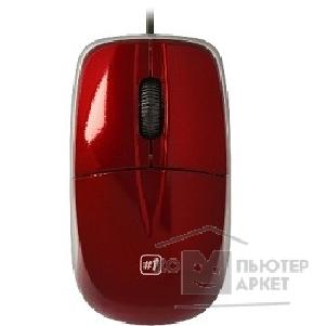 Мышь Defender MS-940 Red USB [52941]