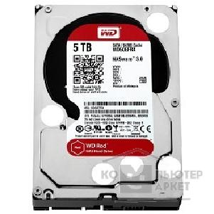 Жесткий диск Western digital 5TB WD Red WD50EFRX