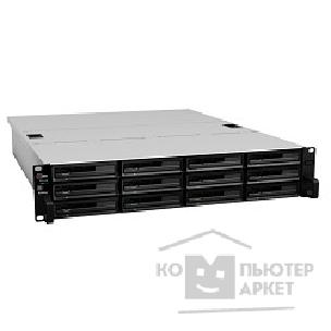 Дисковый массив Synology RS3614RPXS DC3,4GhzCPU/ 2x2Gb up to 32/ RAID0,1,10,5,5+sp,6/ up to12HP HDDs SATA 3,5'or2,5' up to 36 with 2xRX1214RP/ 4xUSB/ 2xInfB/ 4GigEth 2x10Gb opt / iSCSI/ 2xIPcam up to 75 / 2xRPS/ no