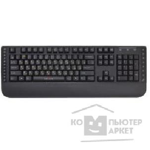Клавиатура Oklick 400M Multimedia Keyboard USB порт черная [83772]