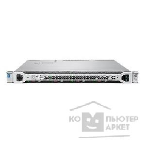Hp Сервер  ProLiant DL360 Gen9 E5-2603v3 8GB B140i SATA Only No Optical 500W 3yr Next Business Day Warranty 755260-B21