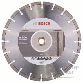 Bosch Bosch 2608602543 Алмазный диск Standard for Concrete300-20/ 25,4