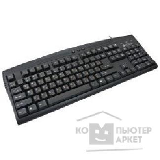 Клавиатура Defender Keyboard  E KS-940B черная , USB, провод. кл-ра