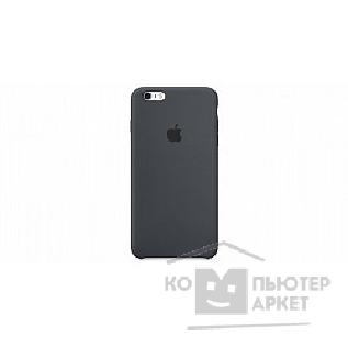 Аксессуар Apple MKXJ2ZM/ A  iPhone 6 Plus/ 6s Plus Silicone Case - Charcoal Gray