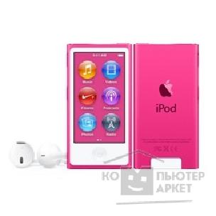 APPLE гаджет MP3 Apple iPod nano 16GB - Pink MKMV2RU/ A