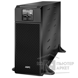 ИБП APC by Schneider Electric APC Smart-UPS SRT SRT6KXLI