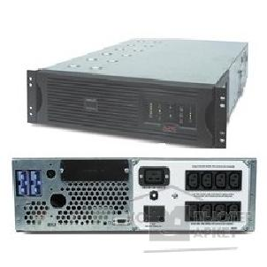 ИБП APC by Schneider Electric Smart-UPS 3000 RM 3U XL  SU3000RMXLI3U