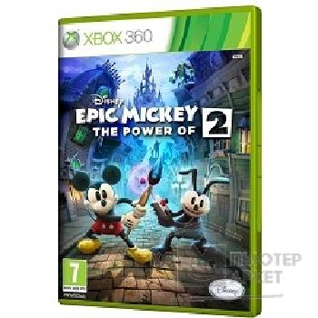 Игры Microsoft Disney Epic Mickey: Две легенды русская версия