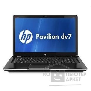"Ноутбук Hp B1K21EA  Pavilion dv7-7000er i3-2350M/ 6Gb/ 500Gb/ DVD-SMulti/ 17.3"" HD+/ NV G630 1G/ WiFi/ BT/ 6c/ cam/ Win7 / midnight black"