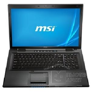 "Ноутбук MicroStar MSI CR70 2M-335XRU 9S7-175812-335 17.3""; HD+ 1600x900 ; Pentium 3550M; 4GB; HDD 500GB; 5400rppm; DVD-Super-Multi; integrated; WiFi b/ g/ n; BT4.0; WebCam; 6cell; DOS"