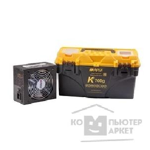 Hiper �/ �������  K700g EPS12V 700W Cable Man 80+Gold Plastic Retail