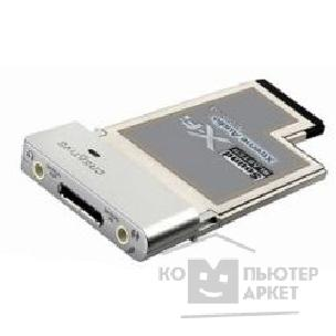 Звуковая плата Creative SB X-Fi Xtreme Audio Notebook  Xpress Card 54 7.1 RTL 70SB071000003
