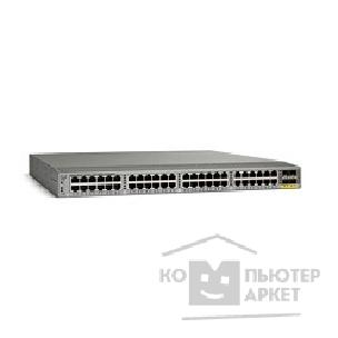 Сетевое оборудование Cisco N2K-C2248TF-E Nexus 2248TP-E with 8 FET, choice of airflow/ power