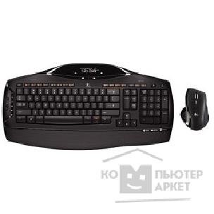 Клавиатура Logitech 920-000444  Cordless Desktop MX5500 Revolution USB беспр. кл.+лазерная мышь, BT