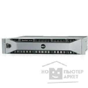 Dell Дисковый массив  PV MD1220 Base/ no HDD/ add EMM/ RPS/ 2x2M SAS cab/ 3YPNBD 210-30718-10