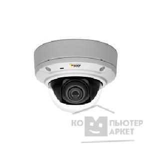 Цифровая камера Axis M3026-VE Compact, day/ night fixed mini dome in a vandal-resistant casing for outdoor or indoor installation. Fixed, 106° lens.