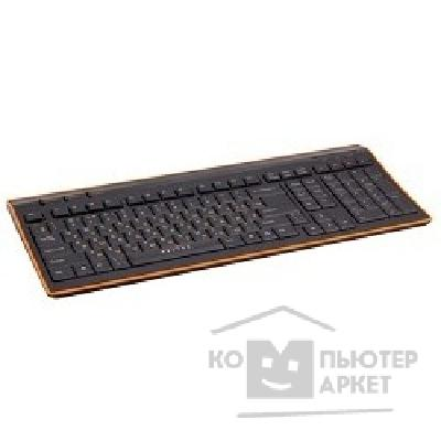 Клавиатура Oklick 440M Multimedia Keyboard USB ммедиа черный