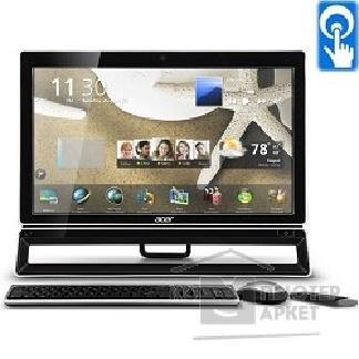 "Моноблок Acer DO.SHRER.006  Aspire Z3171 21.5"" FullHD touch/ AMD x4 A6-3620/ 4096Mb/ 500Gb/ ATI HD6530D/ DVDRW+CR/ Gigabit LAN+WiFi+BT/ camera/ Win7 HP64+MS Office St/ wireless kb&mouse"