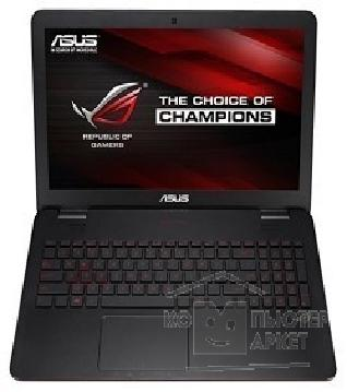 "Ноутбук Asus ROG G771JW-T7174D [90NB0856-M02420] 17.3"" 1920x1080 , 8192, 1000, Intel Core i5-4200H 2.8 , DVD±RW DL, 2048MB NVIDIA GeForce GTX960M, LAN, WiFi, Bluetooth, FreeDOS"