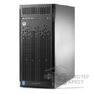 Hp Сервер  ProLiant ML110 Gen9 E5-2620v3, 8Gb, B140i, 4 LFF, 350 W 777161-421