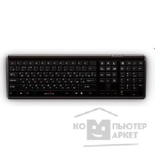 Клавиатура Oklick 560S Multimedia Keyboard USB ммедиа черный