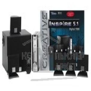 Колонки Creative Inspire 5.1 Digital 5500 RTL
