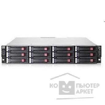 Сервер Hp 507404-421 DL185G5 2380 2.5GHz QC/ 4GB/ E200/ 128MB BBWC RAID 0,1,5 / NC326i/ no OptDrive/ noHDD/ 750W2U