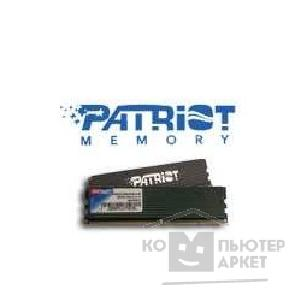 Модуль памяти Patriot DDR-II 4GB PC2-6400 800MHz Kit 2 x 2Gb [PDC24G6400ELK]