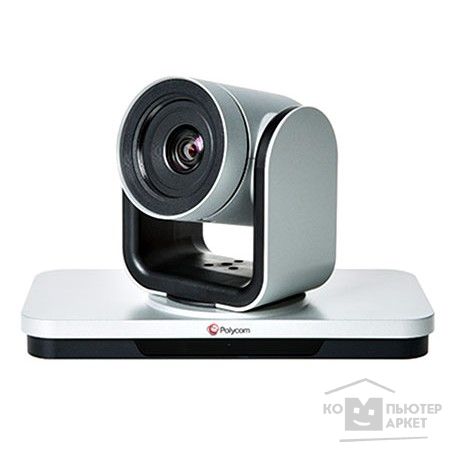 Видеоконференцсвязь Polycom 8200-64370-001 EagleEye IV-4x Camera with  2012 logo, 4x zoom, MPTZ-11. Compatible with RealPresence Group Series software 4.1.3 and later. Includes 3m HDCI digital cable.