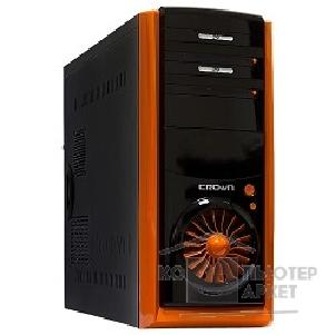 Crown ������ Miditower  CMC-D22 black/ orange ATX CM-PS500W Superior