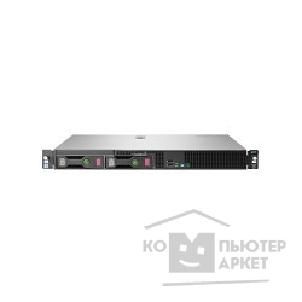 Hp Сервер E ProLiant DL20 Gen9 E3-1240v5 8GB DDR4 2133MHz UDIMM 4 x Hot Plug 2.5in SC H240 12Gb SAS Smart HBA No Optical 290W 1yr Next Business Day Warranty 823559-B21