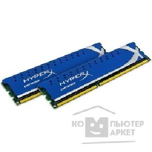 Модуль памяти Kingston DDR3 DIMM 8GB PC3-15000 1866MHz Kit 2 x 4GB  KHX18C10K2/ 8 HyperX CL9