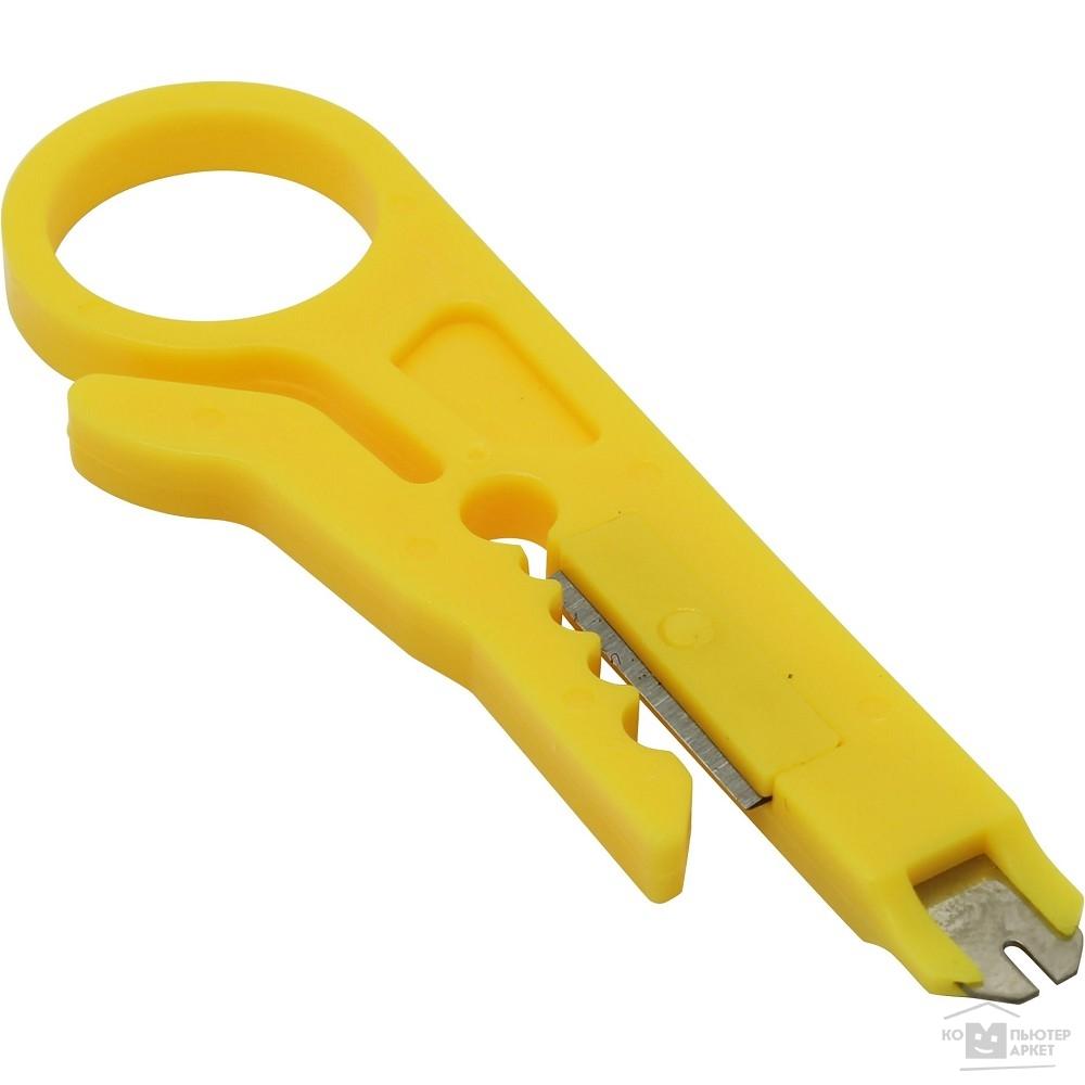 VCOM D1921 Инструмент для зачистки и разделки витой пары 110 тип. /Vcom D1921 D1921