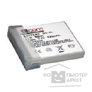 Аккумулятор DICOM DC-NB4L FOR CANON NB-4L PANDA