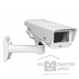 Цифровая камера Axis M1114-E Outdoor, IP66-rated HDTV camera with varifocal 2.8-8 mm DC-iris lens. Multiple, individually configurable H.264 and Motion JPEG streams; max HDTV 720p or 1MP resolution at 30 fps
