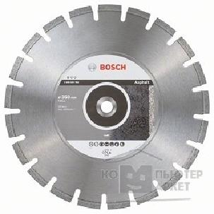 Bosch Bosch 2608603788 Алмазный диск Standard for Asphalt350-20