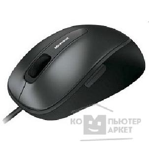 Microsoft Мышь  4500 Comfort Mouse USB Black 4FD-00002 RTL
