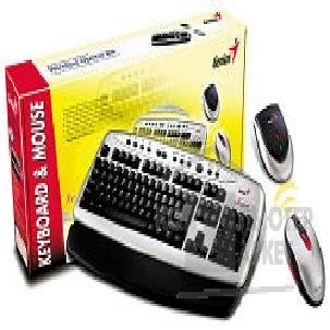 Клавиатура Genius Keyboard  Wireless TwinTouch+Optical Value, USB