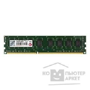 Модуль памяти Transcend DDR3 DIMM 2GB PC3-12800 1600MHz JM1600KLN-2G