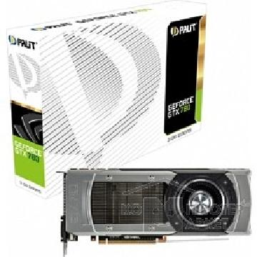 Видеокарта Palit GeForce GTX780 3Gb 384bit DDR5 RTL