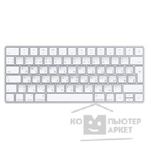 Аксессуар Apple Magic Keyboard White Bluetooth [MLA22RU/ A]