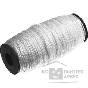 СИБИН Шнур кручёный полипропиленовый, диаметр - 2 мм, длина - 50 м (катушка), 38 кгс [50529]/СИБИН 50529 50529