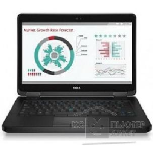 "Ноутбук Dell Latitude E5440 5440-8532 i5 4310U/ 4Gb/ 500Gb/ DVDRW/ GT 720M 2Gb/ 14""/ HD+/ W7Pro64+W8.1 64/ black/ WiFi/"