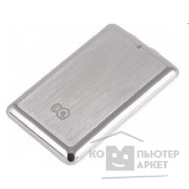 "носитель информации 3Q Portable HDD 500GB, white, hairline, 2.5"" SATA HDD 5400rpm inside,USB2.0, RTL, HDD-U245H-HW500"