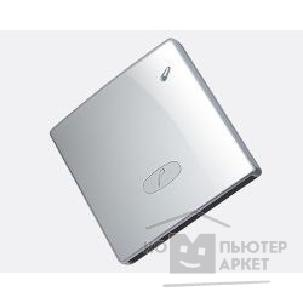 Устройство чтения-записи Rover Computers DVD-RW/ +RW Rovermate MS-DVE2 LabelFlash NEC7593A  Slim ext, USB 2.0 Silver RTL