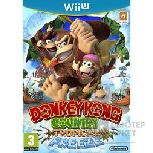 Игры Donkey Kong Country: Tropical Freeze