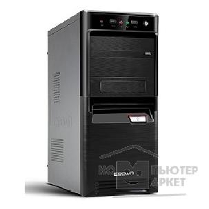 Корпус Crown Корпус Miditower CMC-SM164 black ATX CM-PS400W