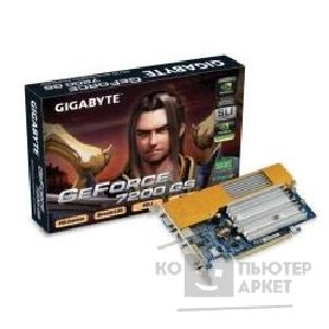 Видеокарта Gigabyte GV-NX72G512P2, OEM GF 7200GS, 512Mb DDR, TV-out, DVI  PCI-E