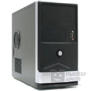 Корпус Inwin Mini Tower  EM-002BS Black 350W 12V  mATX [6007640/ 6026922]